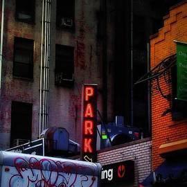 Miriam Danar - Graffiti and Grand Old Buildings