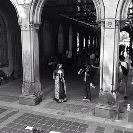 Christy Gendalia - Street Singers at Central Park
