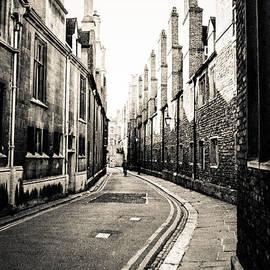 Ross Henton - Streets of Cambridge - for Eugene Atget