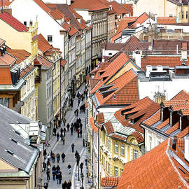 Don Kenworthy - Streets of Prague