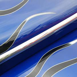 Doug Matthews - Study in Chrome and Blue