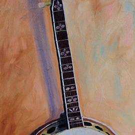 Study of a Banjo by Todd Bandy