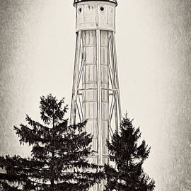 Joan Carroll - Sturgeon Bay Ship Canal Lighthouse IV