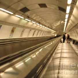 Alex Theofanous - Subway 1