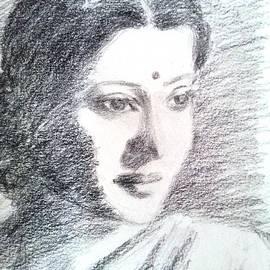 Uma Krishnamoorthy - Suchitra Sen