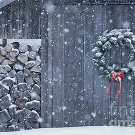 Alan L Graham - Sugarhouse At Christmas