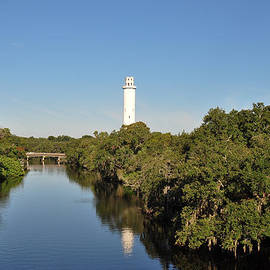 Sulphur Springs Water Tower - Tampa Florida by John Black