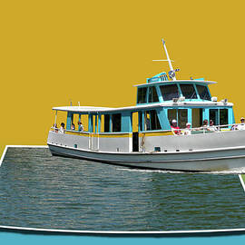 Thomas Woolworth - Summer Boat Ride 02 Walt Disney World