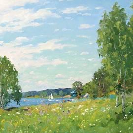 Alexander Stolbov - Summer day