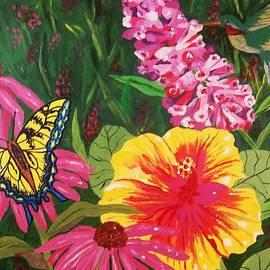 Ellen Levinson - Summer Garden