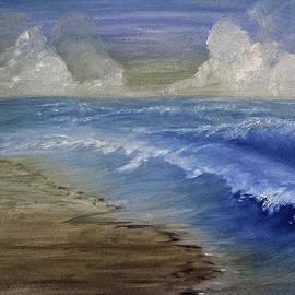 Summer Surf by Judy Hall-Folde