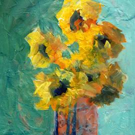 Nancy Merkle - Sun and Shadow