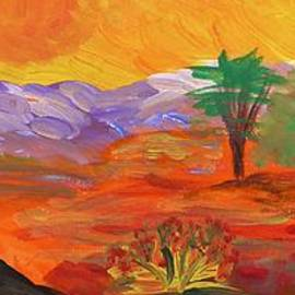 Mary Carol Williams - Sun Gold Sky