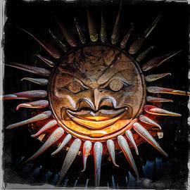 Sun Mask by Roxy Hurtubise