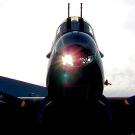 Danielle  Parent - Sundog Trough The Avro Lancaster
