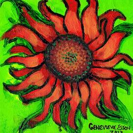 Genevieve Esson - Sunflower 3
