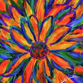 Kendall Kessler - Sunflower Burst