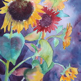 Nancy Jolley - Sunflower Color