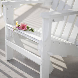 Sunny Porch by Diane Diederich