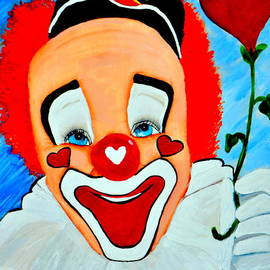 Tanya Tanski - Sunny The Clown.........