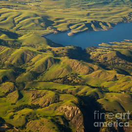 Matt Tilghman - Sunol Wilderness from Above