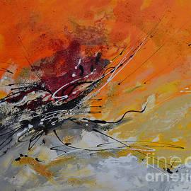 Ismeta Gruenwald - Sunrise - Abstract 1