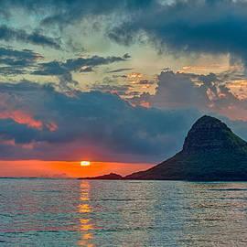 Sunrise At Kualoa Park by Dan McManus