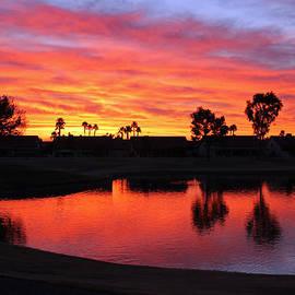 Bob Hislop - Sunrise at Polly