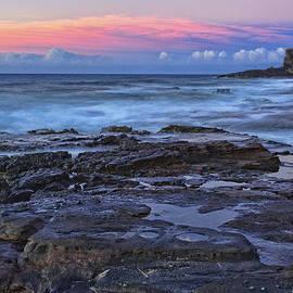 Marcia Colelli - Sunrise At Sandy Beach