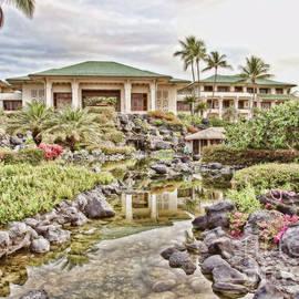 Scott Pellegrin - Sunrise at the Resort