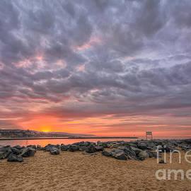 Sunrise At The Wedge by Eddie Yerkish