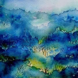 Trudi Doyle - Sunrise Misty Woodland