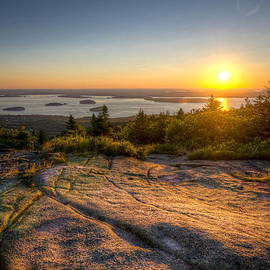 At Lands End Photography - Sunrise on Cadillac Mountain