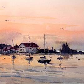 Spencer Meagher - Sunrise On The Harbor