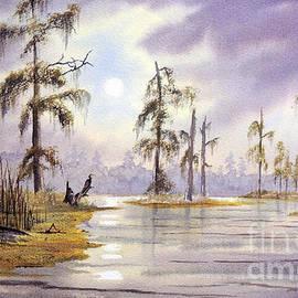 Bill Holkham - Sunrise Over Wakulla River
