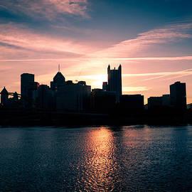 Sunrise Silhouette by John Duffy
