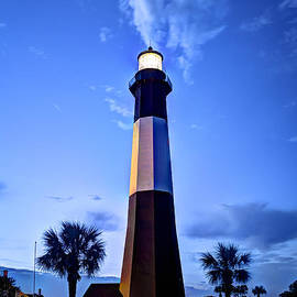 Reid Callaway - Sunrise Tybee Island Lighthouse