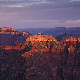 Saija  Lehtonen - Sunset at Point Sublime - Grand Canyon