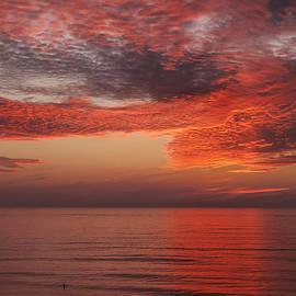 Lee Kirchhevel - Sunset Cliffs Sunset 1
