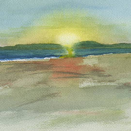 Frank Bright - Sunset On Hilton Head Island