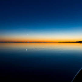 Paul Freidlund - Sunset On Lake Mille Lacs