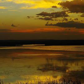 Jeff Swan - Sunset On Medicine Lake