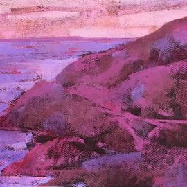 Alena Kogan - Sunset on the sea