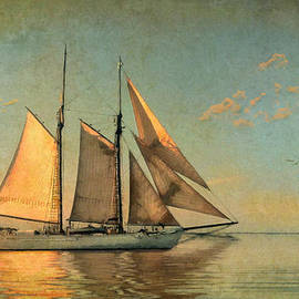 Michael Petrizzo - Sunset Sail