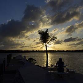 John M Bailey - Sunset Silhouettes