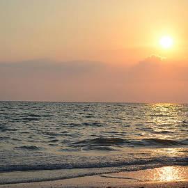 Melanie Moraga - Sunset Sky