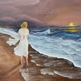 Lou Magoncia - Sunset Solitude