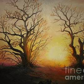 Sunset by Sorin Apostolescu