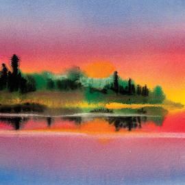 Sunset by Teresa Ascone