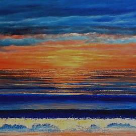 Dimitra Papageorgiou - Sunset Waves